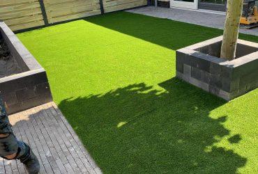 Bouwprojecten in uw tuin